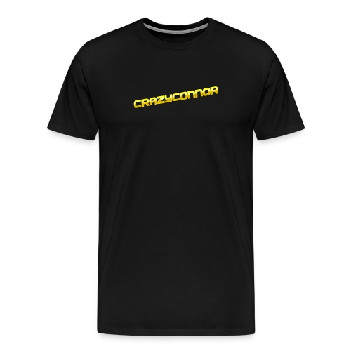 crazyconnor t shirts and hoodies - Men's Premium T-Shirt