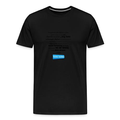 Marketing buzzwords - Camiseta premium hombre