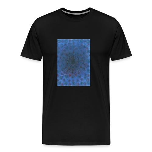 Blue Sky - Koszulka męska Premium
