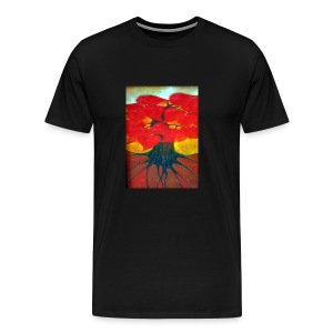 Bukiet - Koszulka męska Premium