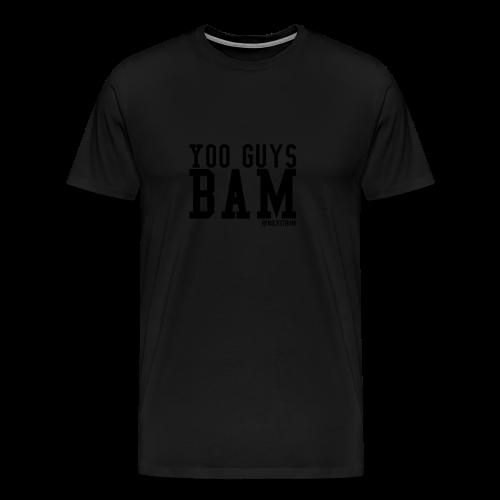 BAM! - Männer Premium T-Shirt