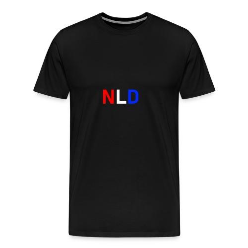 NLD kleur - Mannen Premium T-shirt