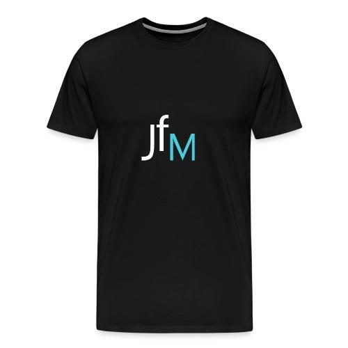 JUST FASHION MAGAZINE - Maglietta Premium da uomo