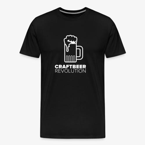 Craftbeer Revolution - Männer Premium T-Shirt