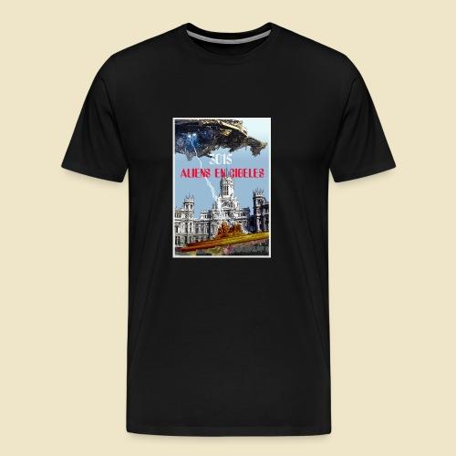 PLAZA DE CIBELES - Camiseta premium hombre
