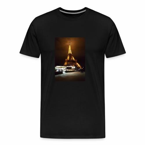 Paris- Eiffelturm - Männer Premium T-Shirt
