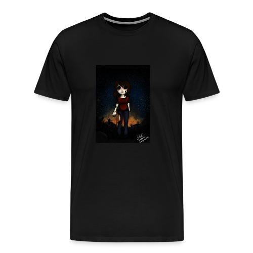 zombie usagi - Camiseta premium hombre