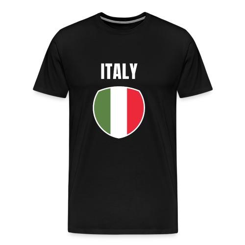 Pays Italie - T-shirt Premium Homme