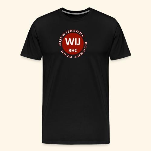 RIJSWIJKSCHE HOCKEY CLUB - Mannen Premium T-shirt