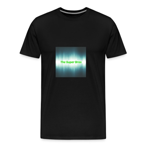 The Super Bros - Fan Bamse - Herre premium T-shirt