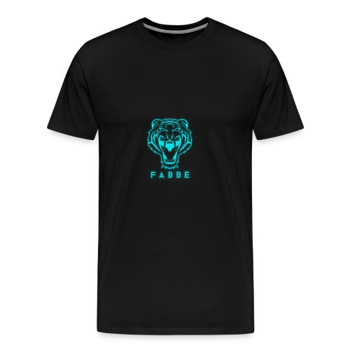 fabbe_png - Premium T-skjorte for menn