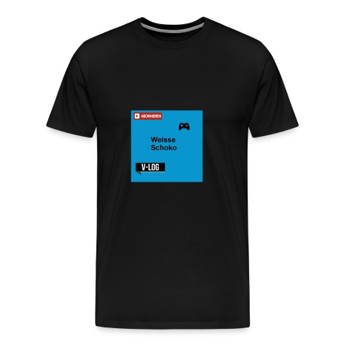 LOGO MERCH - Männer Premium T-Shirt