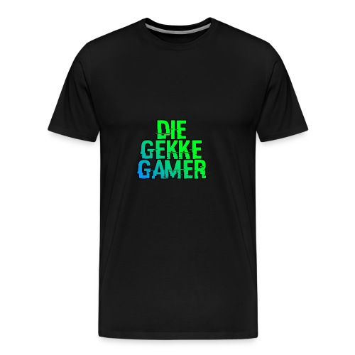 DieGekkeGamer. - Mannen Premium T-shirt
