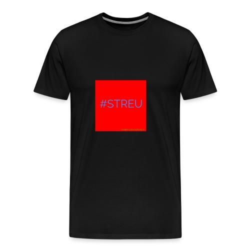 Pegasus Streu Design - Männer Premium T-Shirt