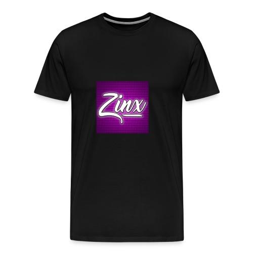 Zinx Merch - Men's Premium T-Shirt
