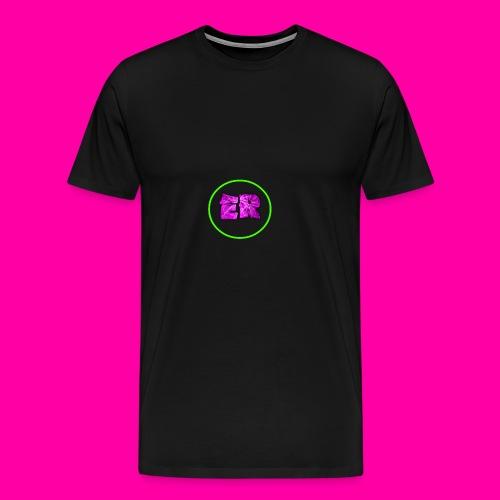 ERWINROZE LOGO - Mannen Premium T-shirt