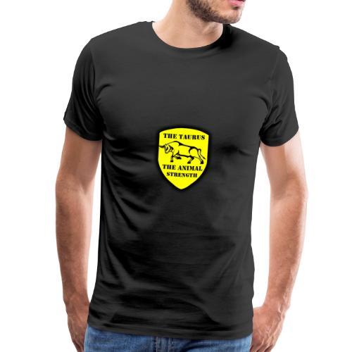 design 2 - T-shirt Premium Homme