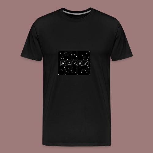 AC-AY - Männer Premium T-Shirt