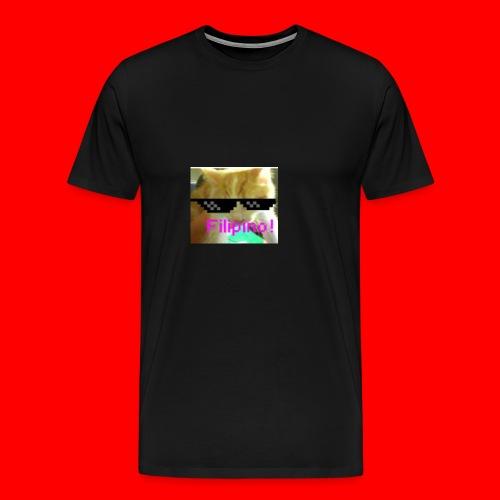 Filipino! - Premium-T-shirt herr