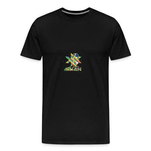 PNG one - Men's Premium T-Shirt