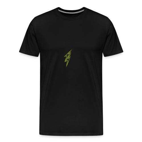 fulmine - Maglietta Premium da uomo
