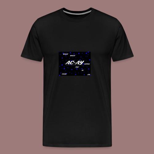 AC-AY HODDIE - Männer Premium T-Shirt
