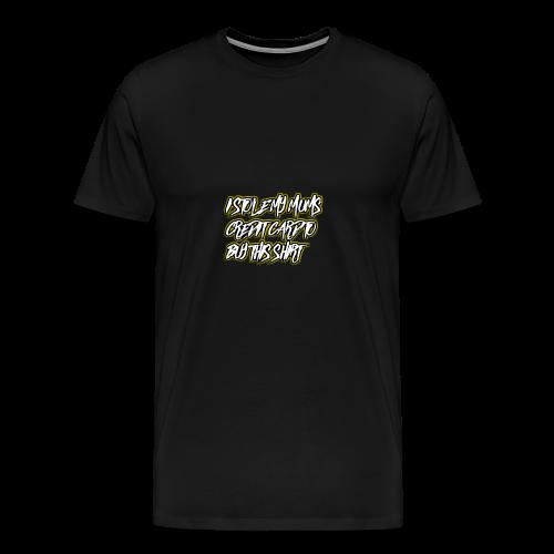 Mums Credit Card - Men's Premium T-Shirt