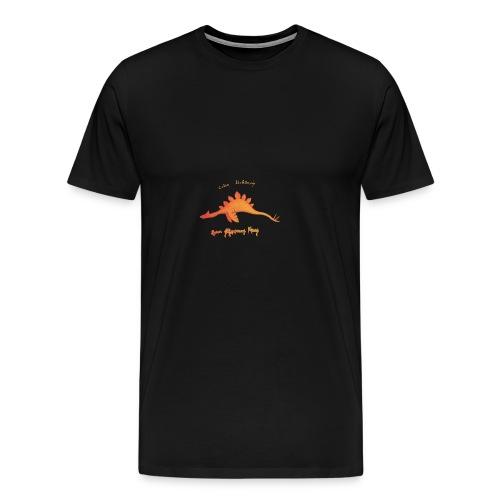 Stegosorus Maris - T-shirt Premium Homme