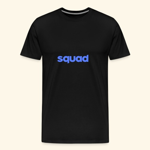 squad kleding - Mannen Premium T-shirt