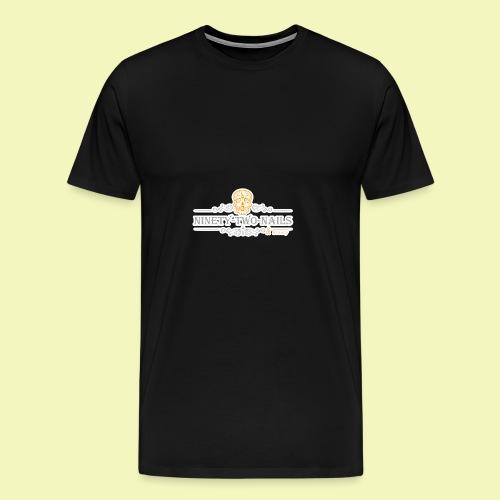 Logo NtnBeauty - Männer Premium T-Shirt
