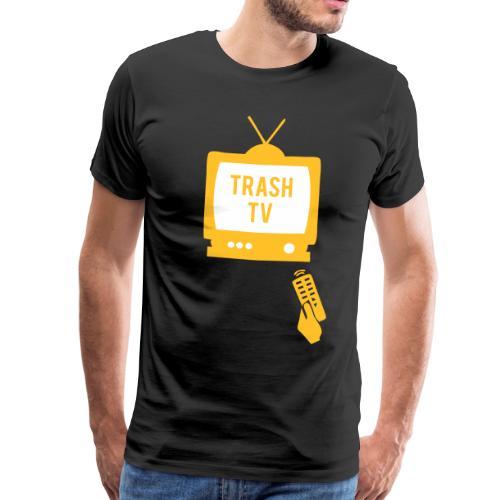 Trash TV - Maglietta Premium da uomo