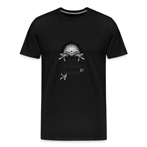 Innerer Frieden - und alles klärt sich auf - Männer Premium T-Shirt