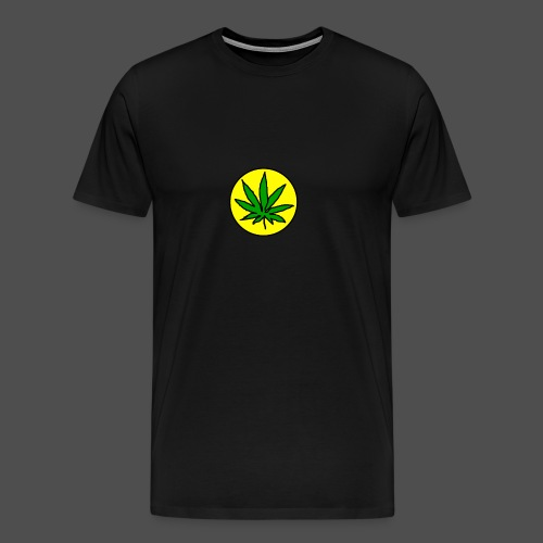 Dayweed_inc_logo - Herre premium T-shirt