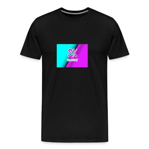 Sk Shirt - Mannen Premium T-shirt