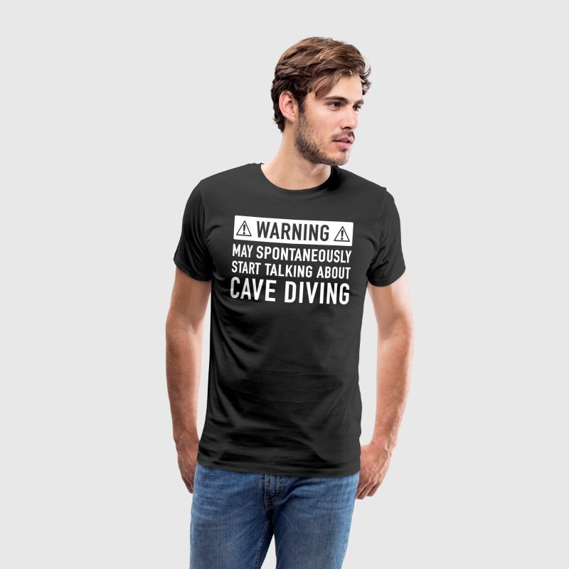 Tee shirt dr le cave diving id e cadeau spreadshirt - Idee emballage cadeau drole ...