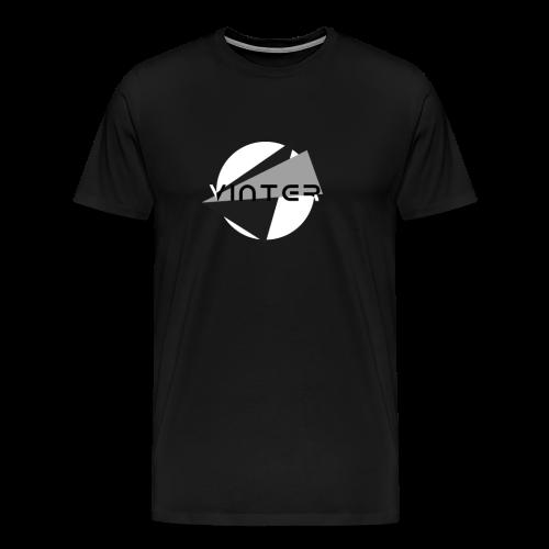 Vinter - # 4 - Men's Premium T-Shirt