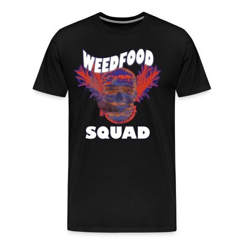 WEEDFOOD SQUAD - Männer Premium T-Shirt