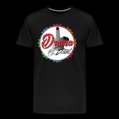 F**k Drama - Men's Premium T-Shirt