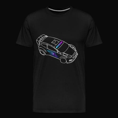 Let's Drift - Maglietta Premium da uomo