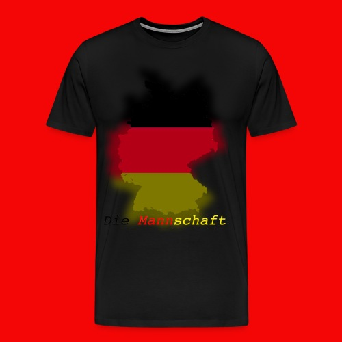 Die Mannschaft - Männer Premium T-Shirt