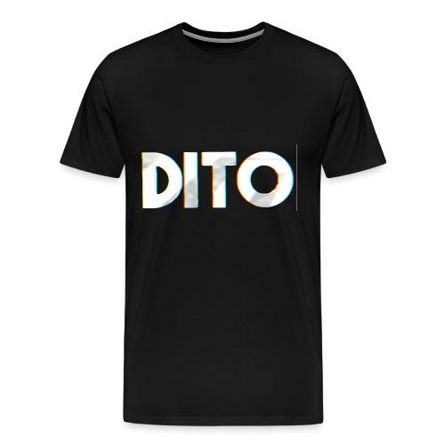 Merchandise Dito - Mannen Premium T-shirt