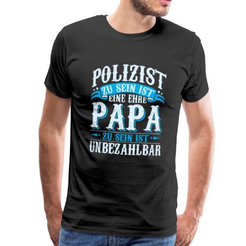 Papa / Vater Shirt - Männer Premium T-Shirt