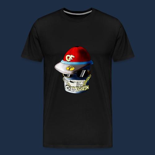 Cremefresh - Männer Premium T-Shirt