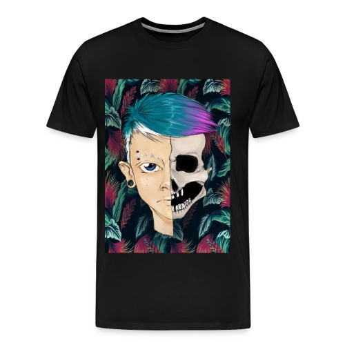 Skullboy - Premium T-skjorte for menn