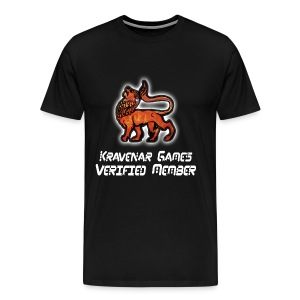 Kravenar Games - Men's Premium T-Shirt