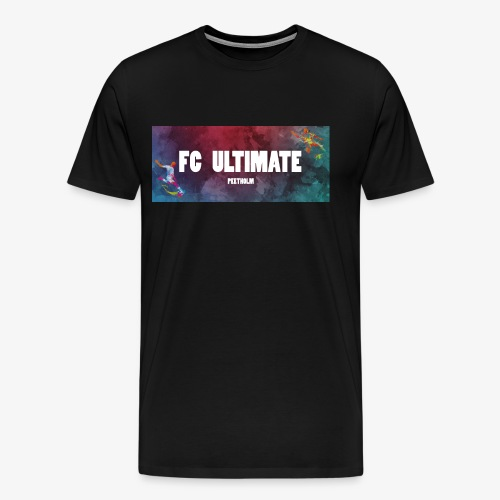 FC Ultimate, Peetholm - Herre premium T-shirt