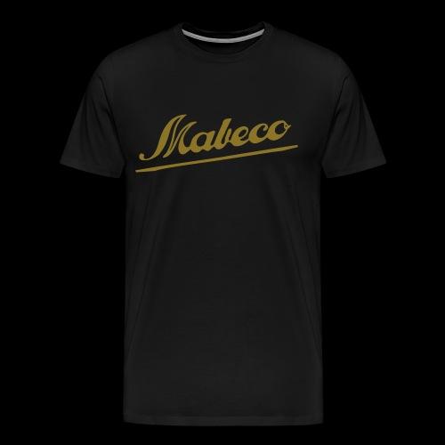 Mabeco - Schriftzug - Männer Premium T-Shirt