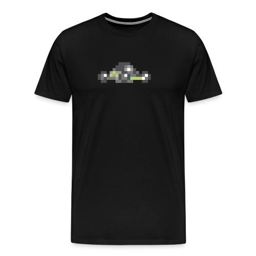 Player 1 - Premium T-skjorte for menn