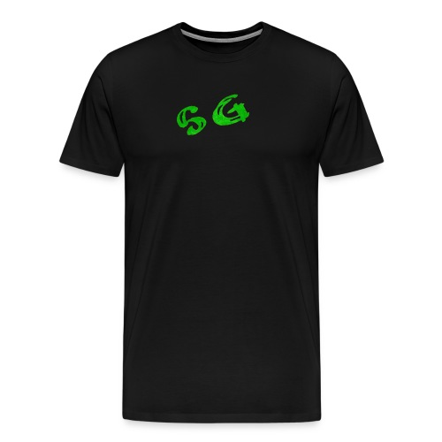 StreamGangster - Mannen Premium T-shirt