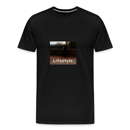 Lifestyle. - Männer Premium T-Shirt